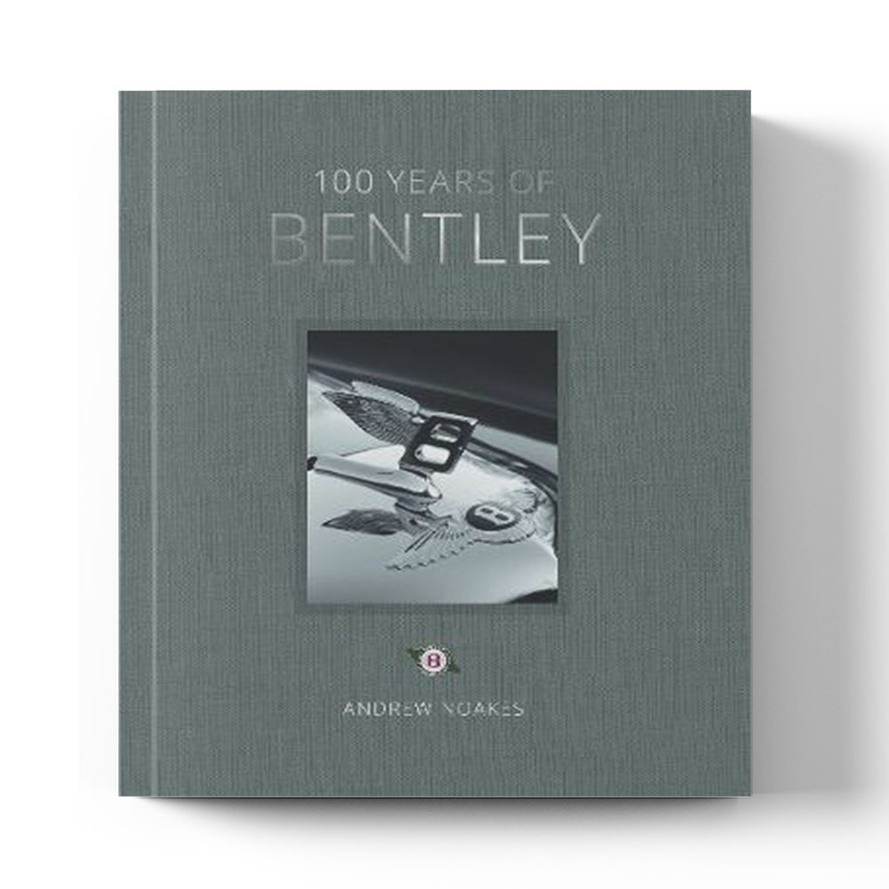 Product image for 100 Years of Bentley | Andrew Noakes | Hardback