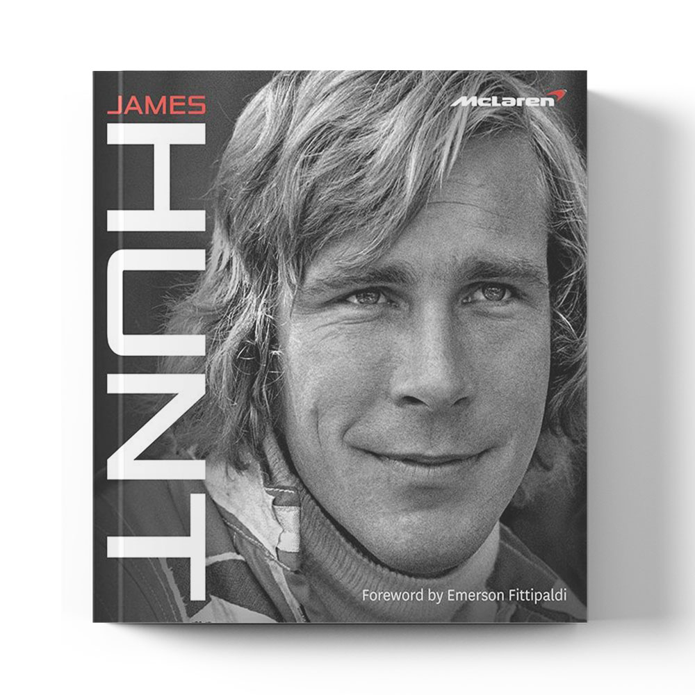 Product image for James Hunt | Maurice Hamilton | Hardback