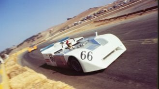 'Out of this world' Chaparral 2J fan car: Vic Elford on the machine that blew rivals away