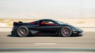 Video casts doubt over 331mph road car 'speed record' – SSC plans a second attempt