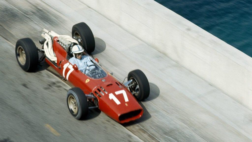 John Surtees, 1966 Monaco GP