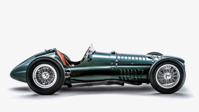 BRM V16 to roar again with continuation models