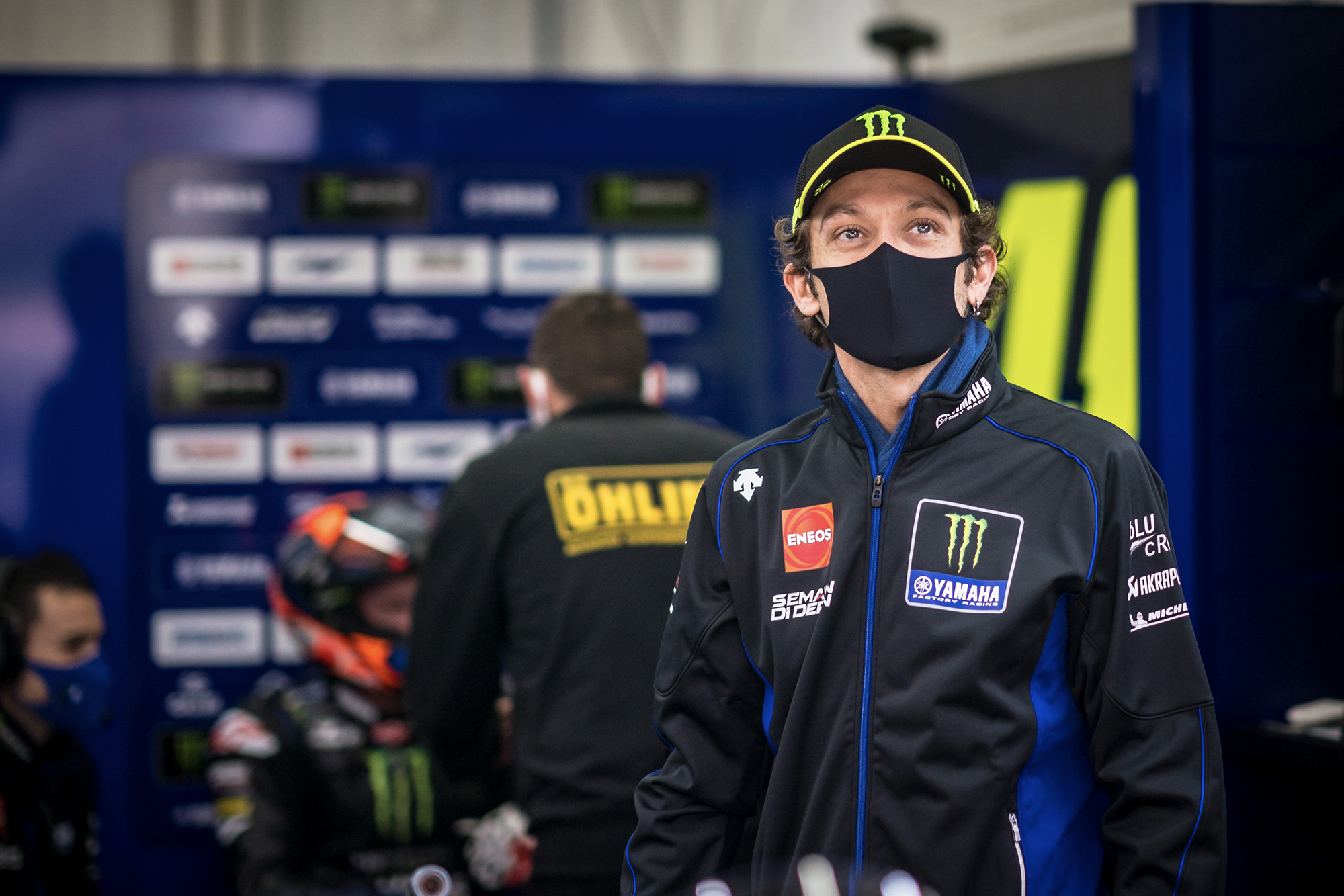 Valentino Rossi MotoGP return confirmed after negative Covid test