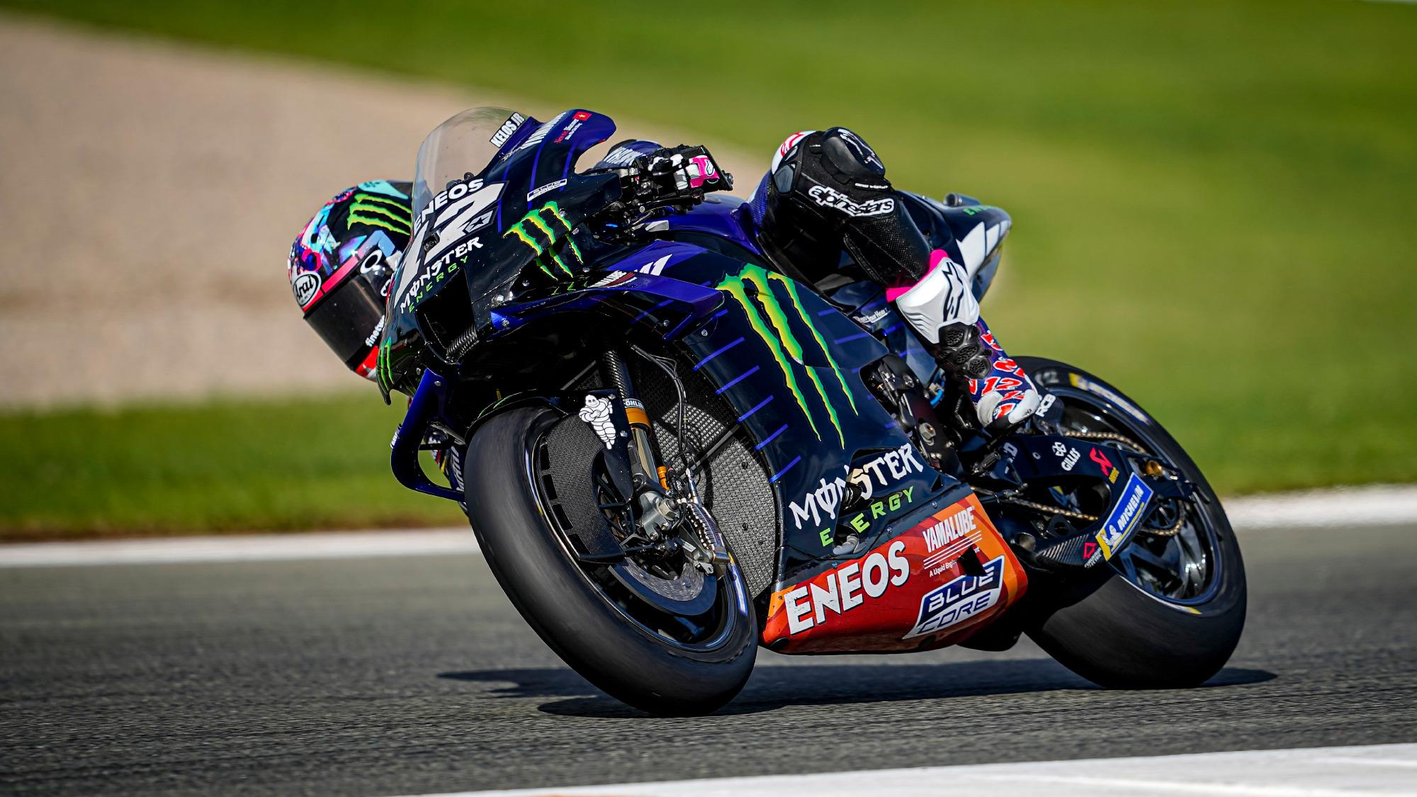 Maverick Vinales, 2020 Valencia GP