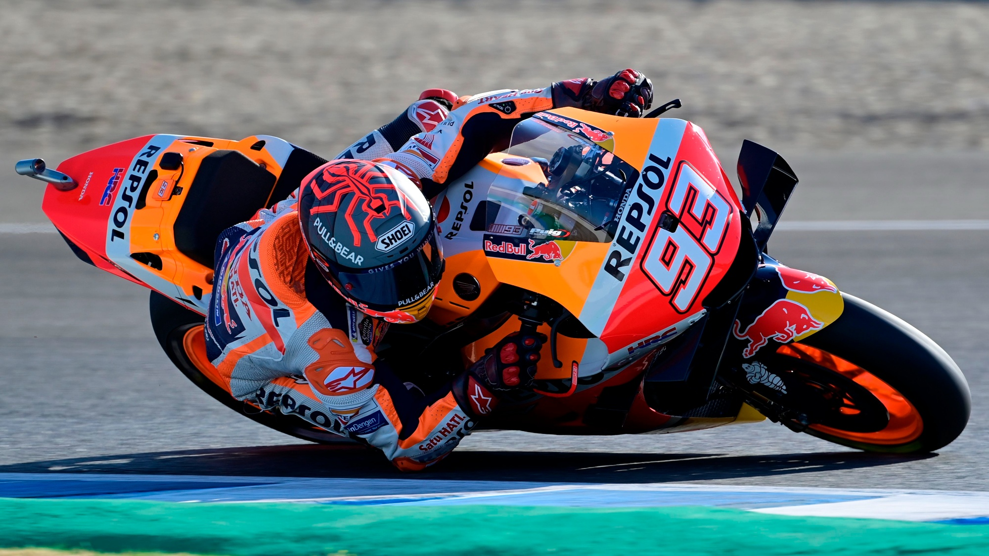 Marc Márquez confirms he will not race again in the 2020 MotoGP season