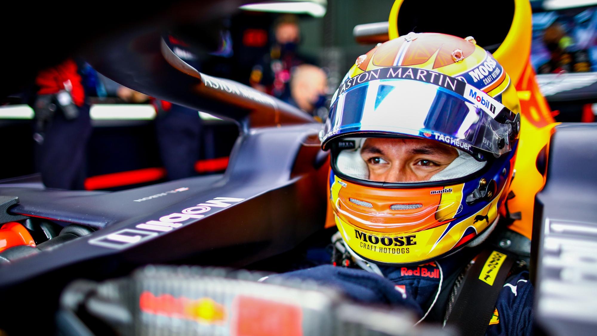 Alex Albon, 2020 Emilia Romagna GP