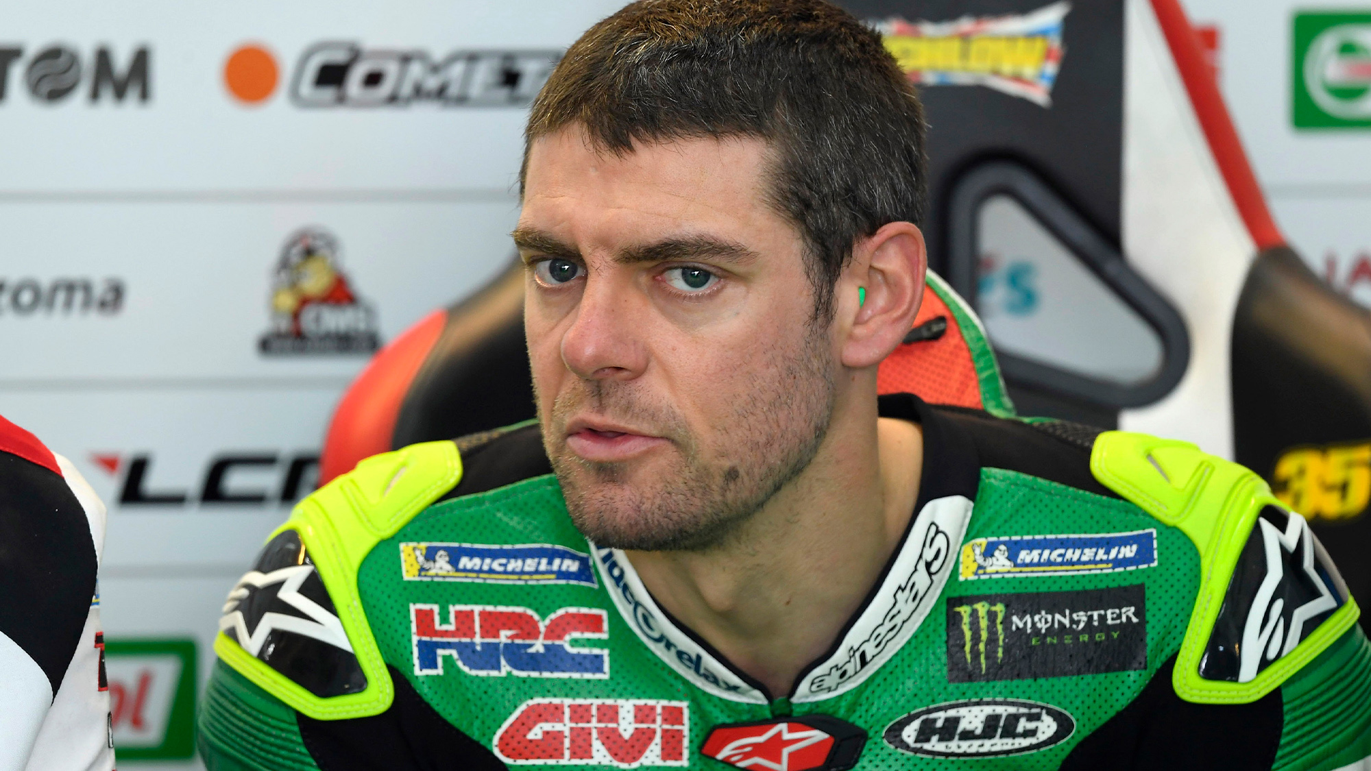 Cal Crutchlow confirmed as 2021 Yamaha MotoGP test rider