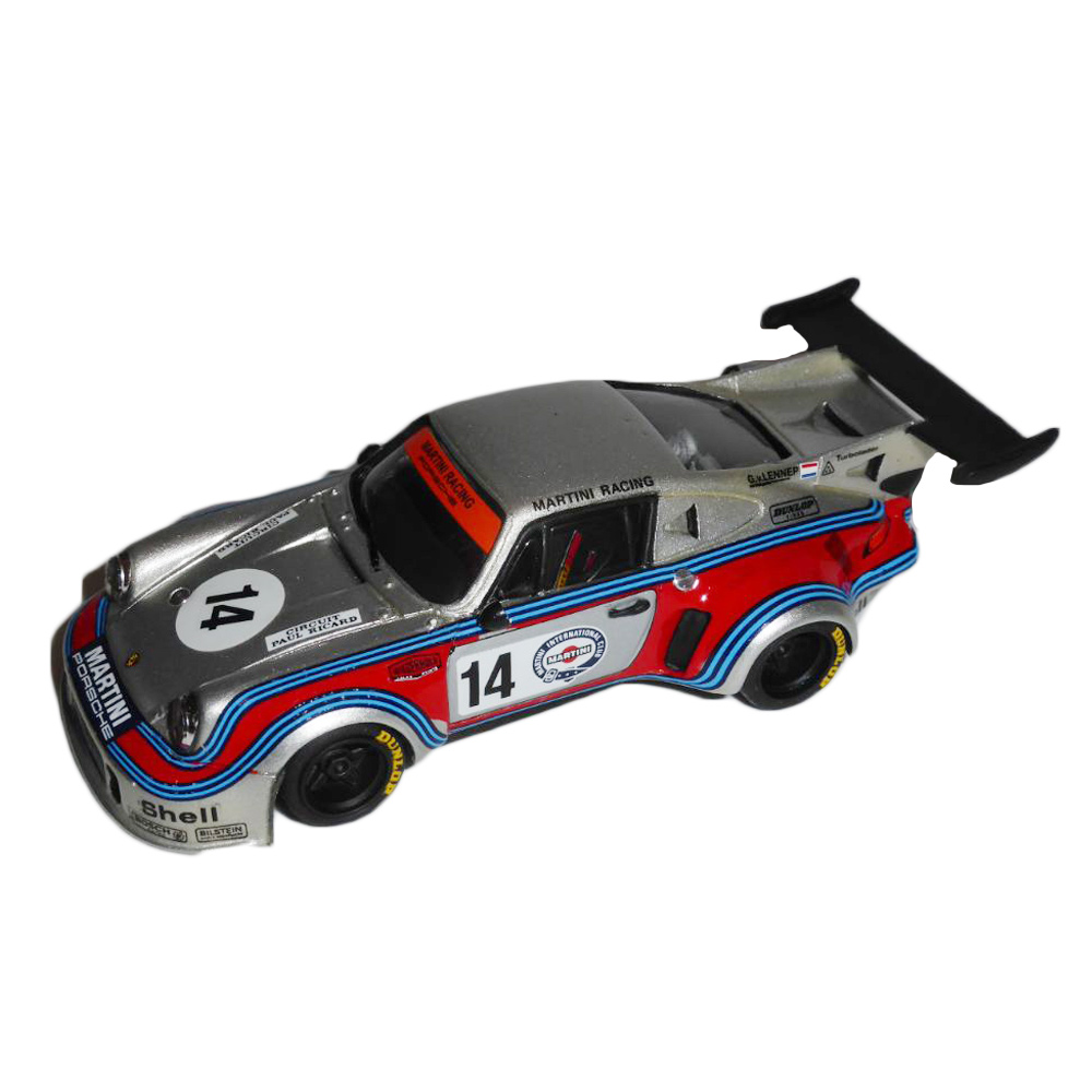 Product image for Porsche 911 Carrera RSR Turbo | Paul Ricard | #14 Mueller/Van Lennep | Model | 1:43