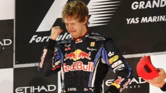 Vettel's first F1 title: How driver and car achieved perfect harmony in 2010