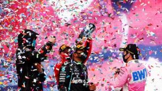 How it happened: Hamilton's stunning 2020 Turkish Grand Prix win