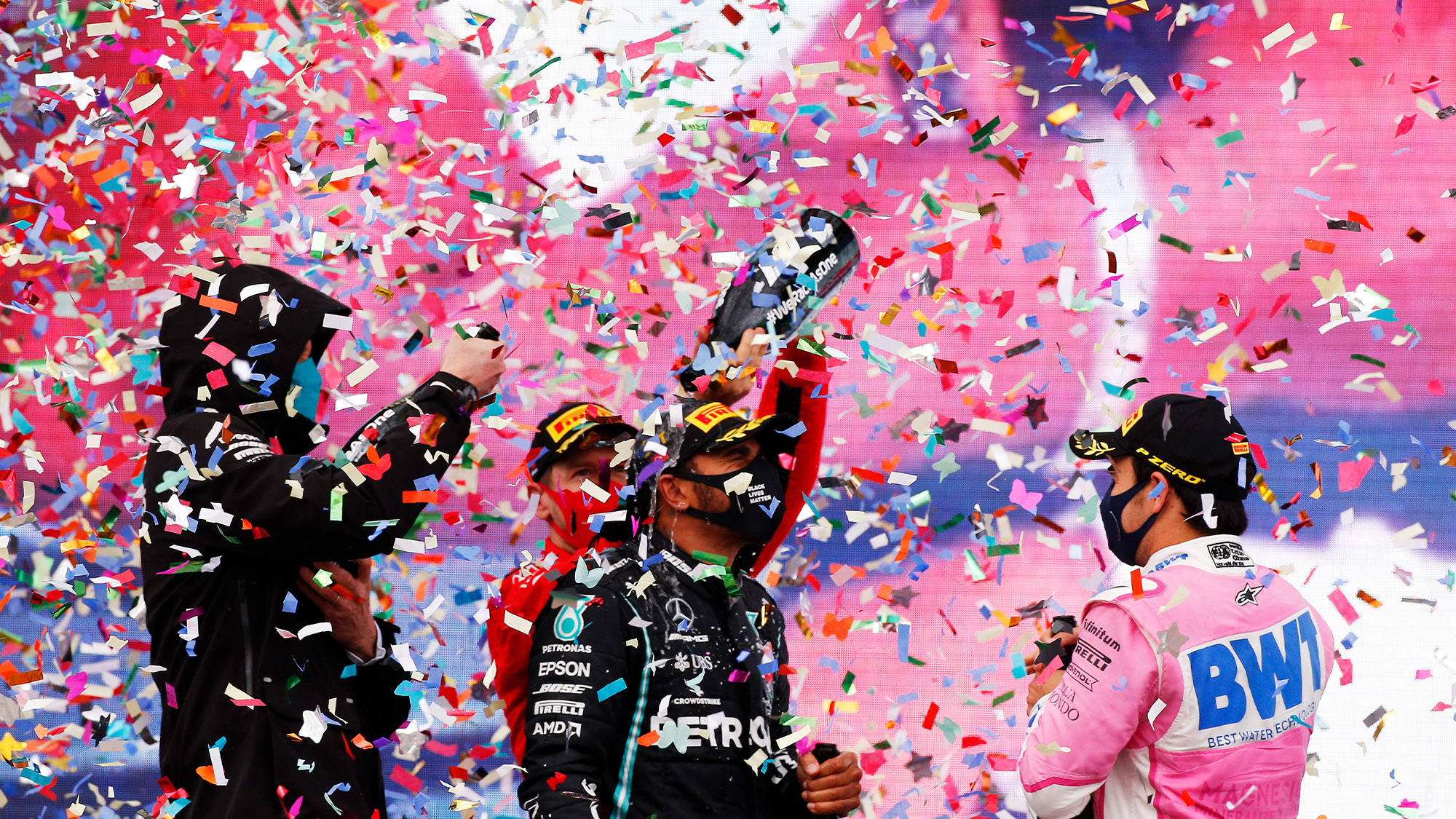 How it happened: Hamilton's stunning 2020 Turkish Grand Prix win
