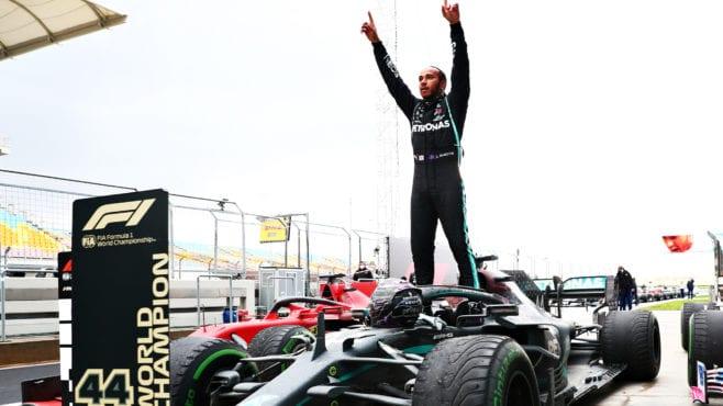 2020 Turkish Grand Prix report: Hamilton's sensational win clinches 7th F1 title
