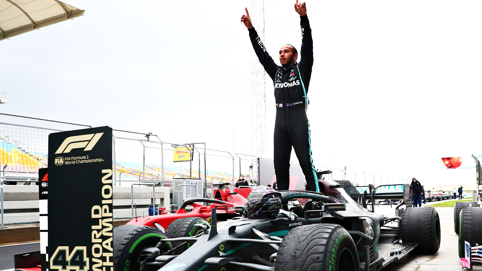 2020 Turkish Grand Prix report: Hamilton's sensational win clinches 7th F1 title