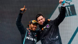 Toto Wolff: What makes Lewis Hamilton an F1 great