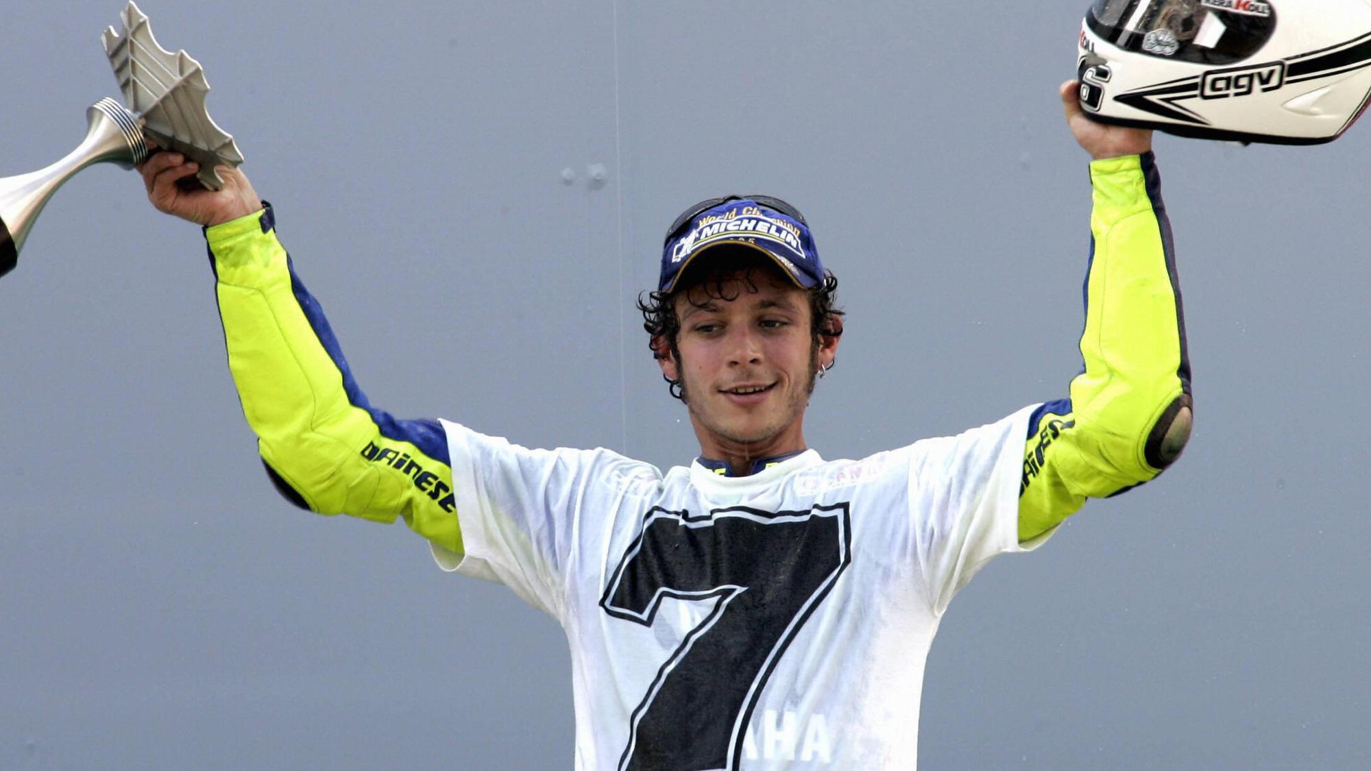 Valentino Rossi, 2005 Malaysian GP