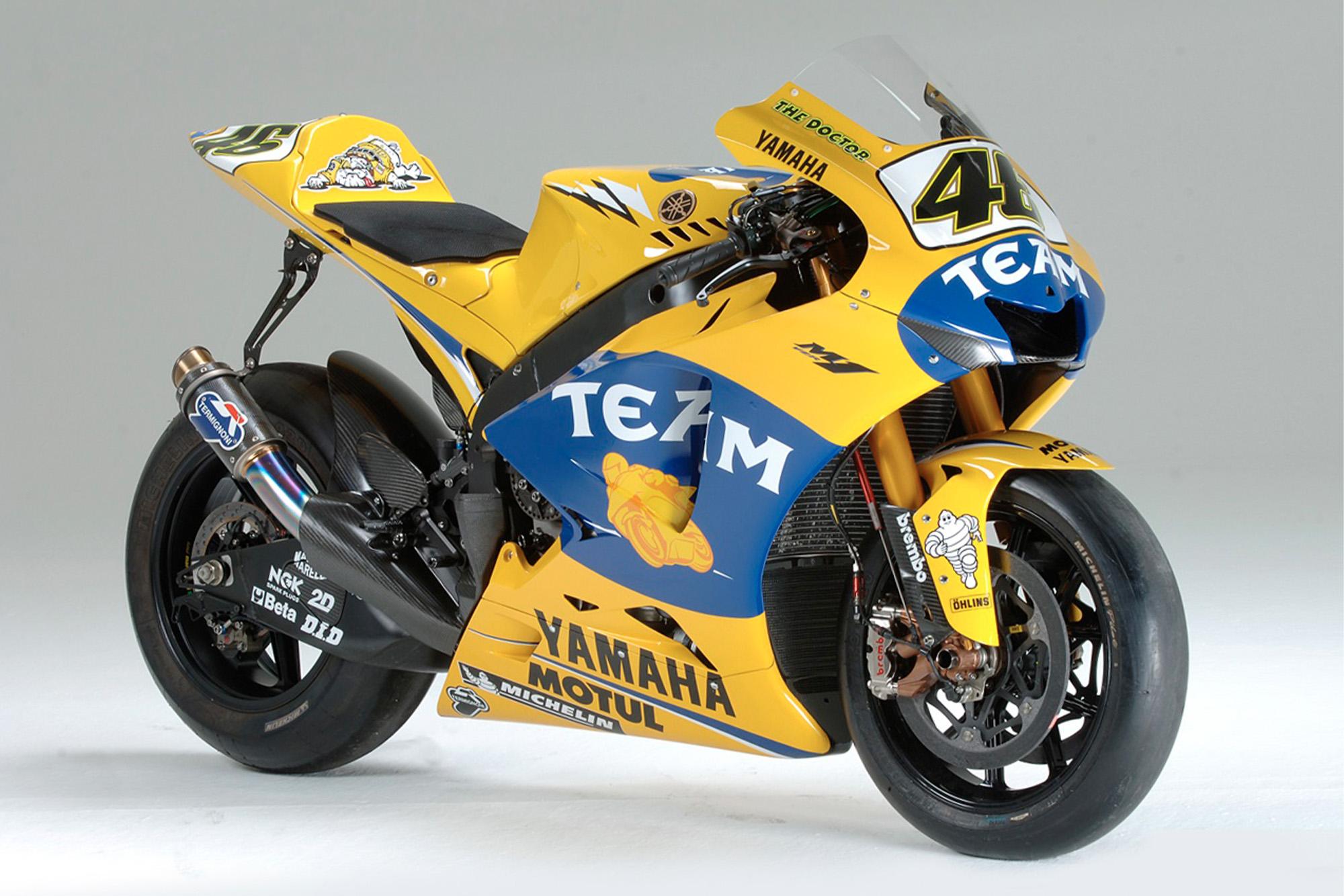 Yamaha 2006 YZR-M1