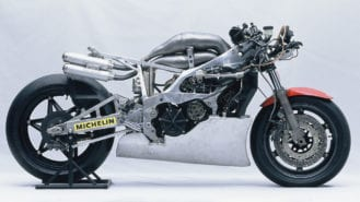 Back to the future: the story of second-hand MotoGP bikes