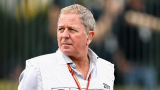 Submit your questions to Martin Brundle