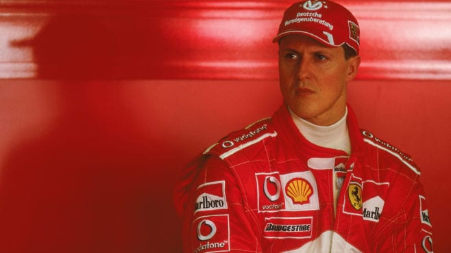 'The mentality and work ethic of a winner': Story of Schumacher's success