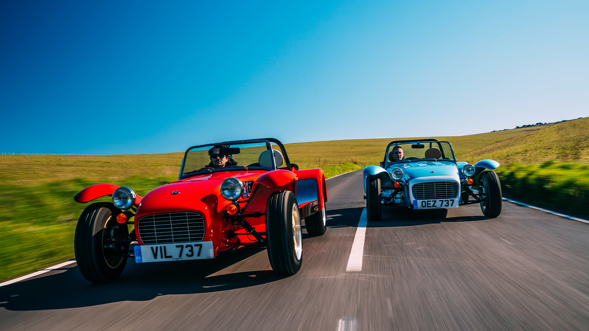 Caterham Super Seven 1600 cars