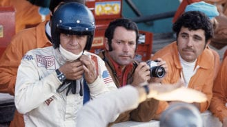 Steve McQueen's Le Mans Heuer watch sells for auction record $2.2m