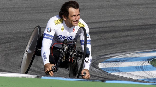 'A fine driver and extraordinary human' — Vote for Alex Zanardi's place in the Hall of Fame