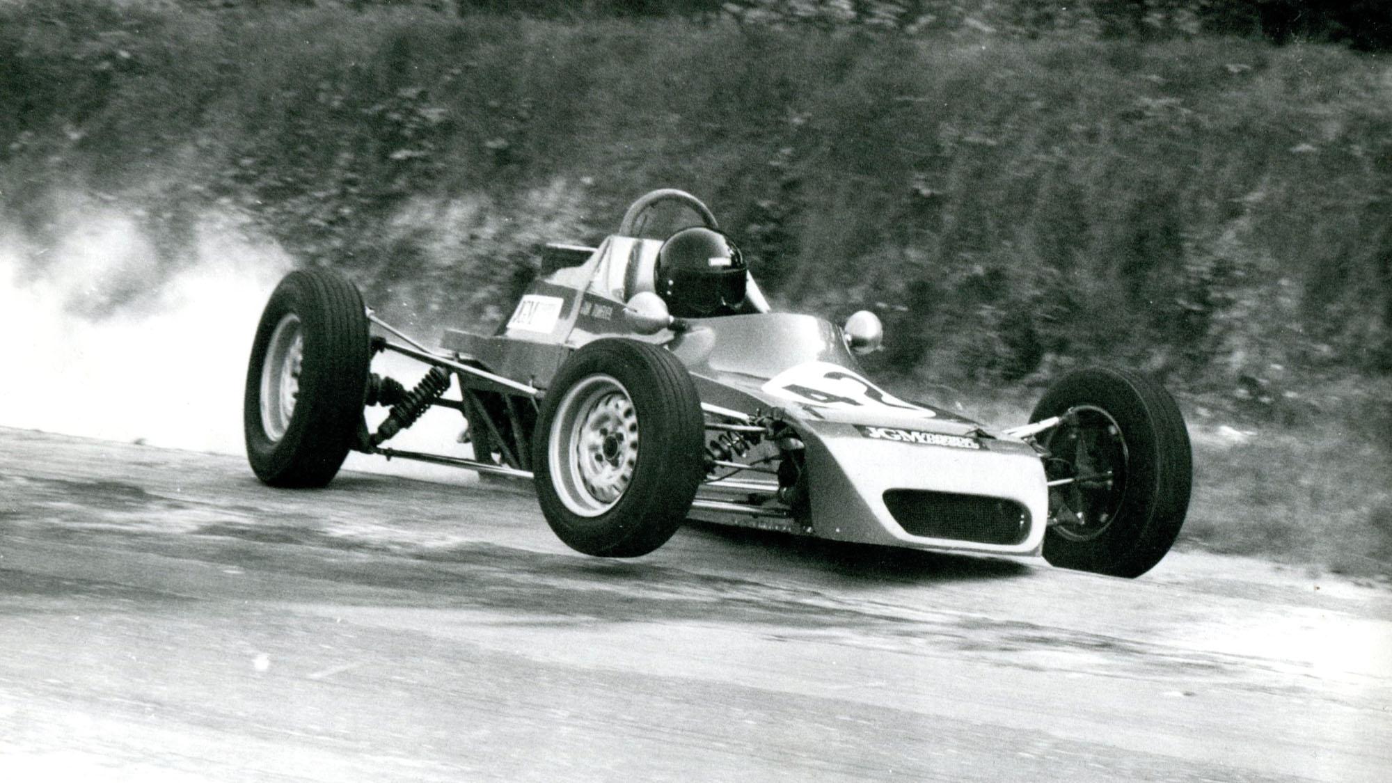 Johnny Dumfries Formula Ford 1981