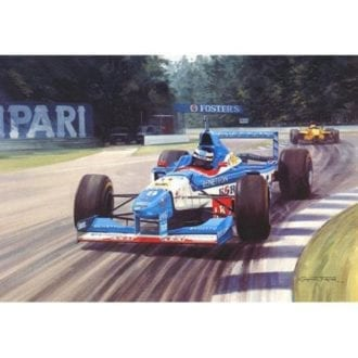 Product image for Return to Victory | Graham Turner | Signed | Limited Edition Print