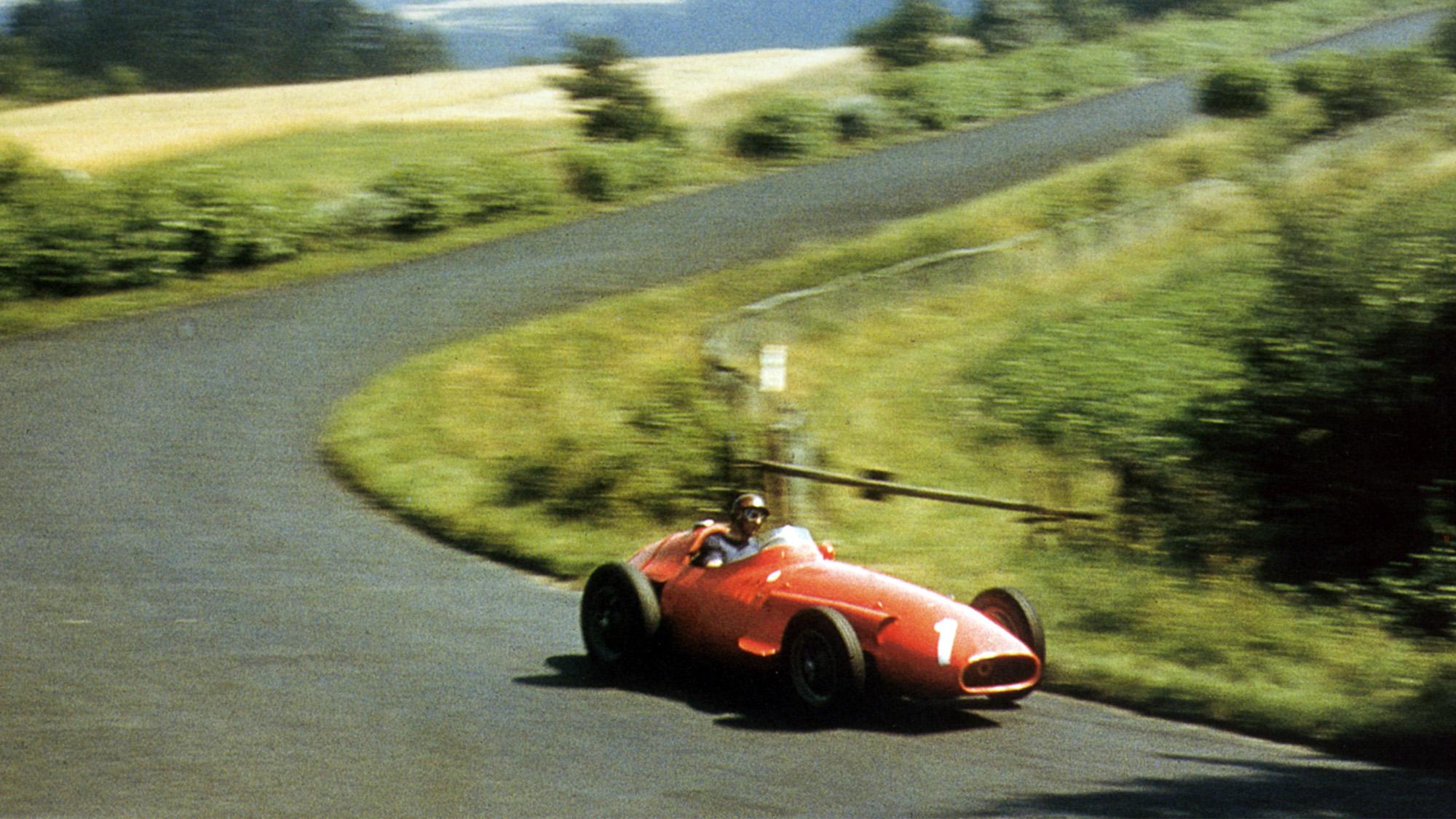Juan Manuel Fangio, 1957 Argentine Grand Prix