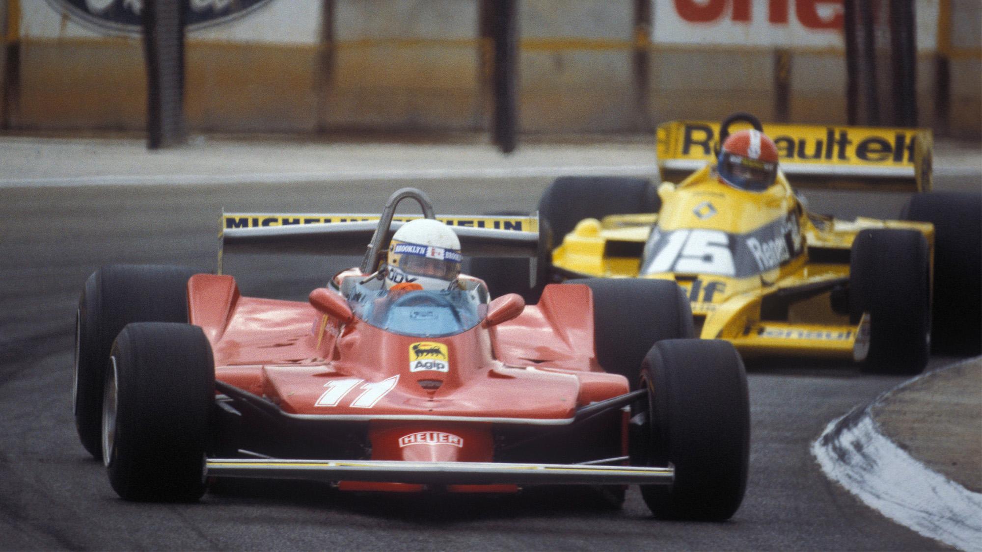 Jody Scheckter, 1979 South African GP