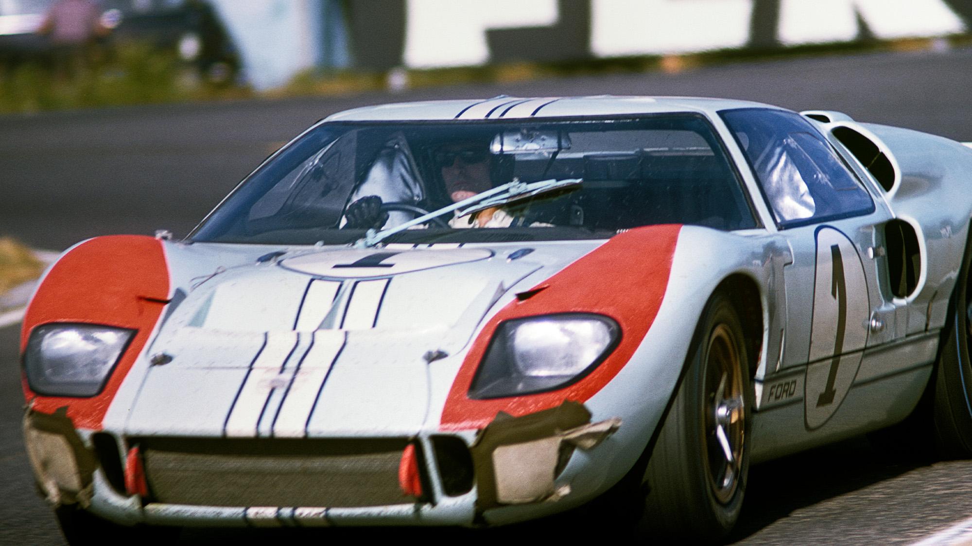 Ken Miles, Le Mans 1966