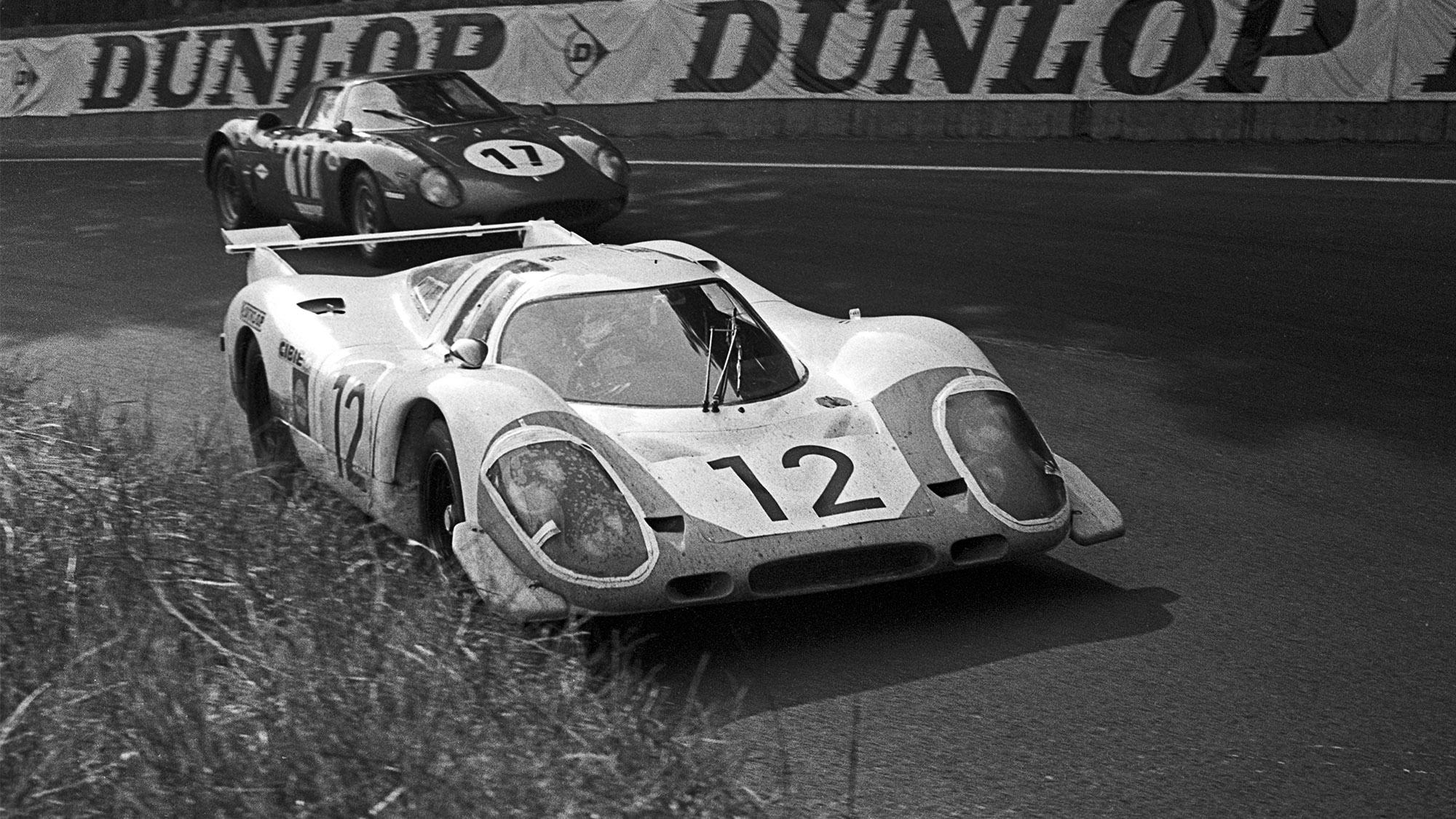 Vic Elford, 1969 Le Mans