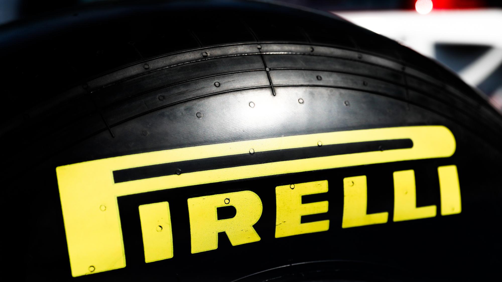 2020 Pirelli F1 tyres