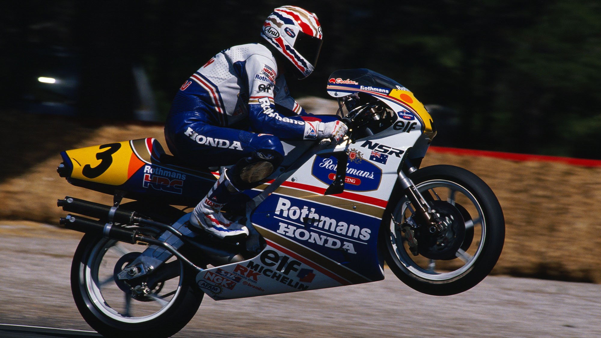Mick Doohan: Motorcycle racing's most determined competitor