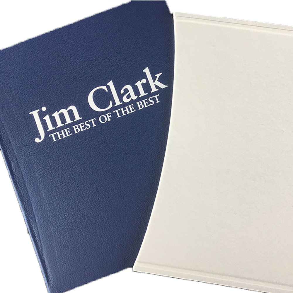 Product image for Jim Clark | The Best of the Best | signed David Tremayne
