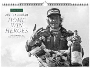 Home Win Heroes calendar