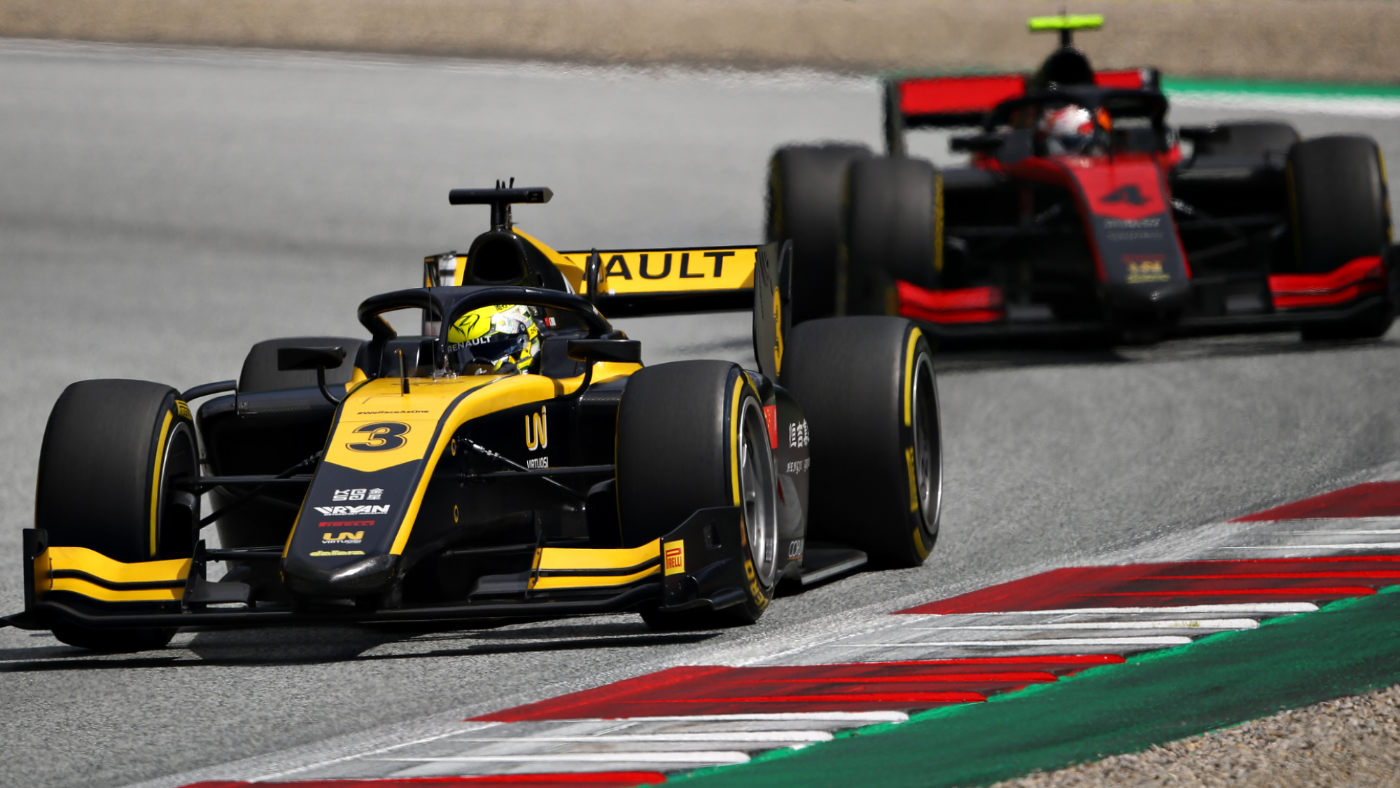The rise of Formula 2 team UNI Virtuosi Racing