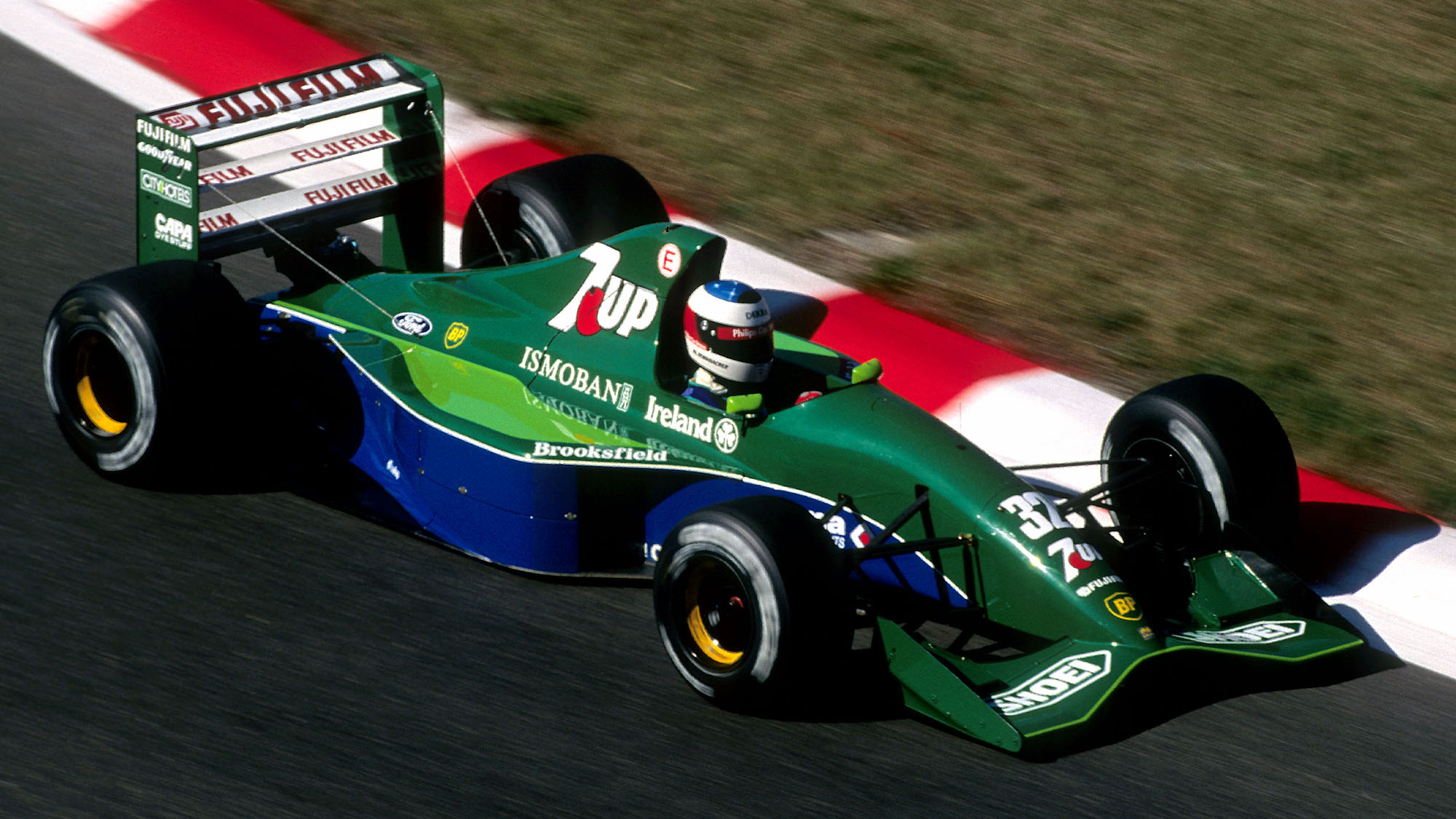 'I had my first F1 car and no money':  Eddie recalls birth of Jordan 191 — 30 years on