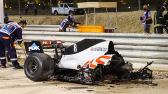 MPH: 'After Grosjean's crash, the worst seemed the most likely outcome'