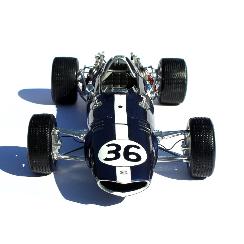 Product image for 1967 Eagle Gurney | Weslake V12 | Standard Edition | Model | 1:12 scale