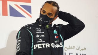 Lewis Hamilton 'devastated' to miss Sakhir GP after positive Covid-19 test