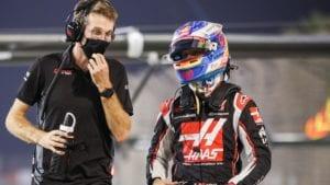 Romain Grosjean, 2020 Bahrain GP