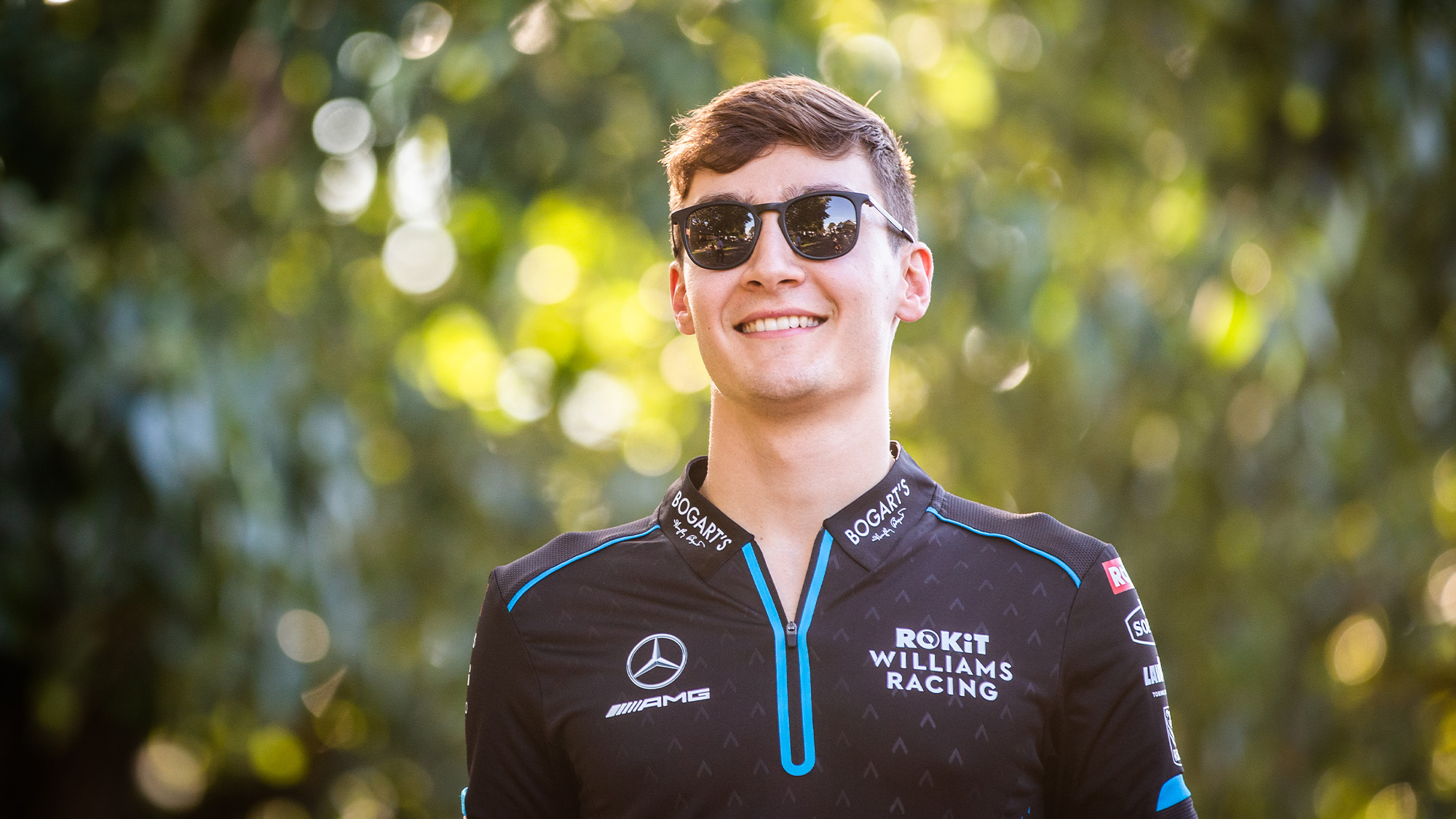 George Russell to replace Hamilton for Sakhir Grand Prix