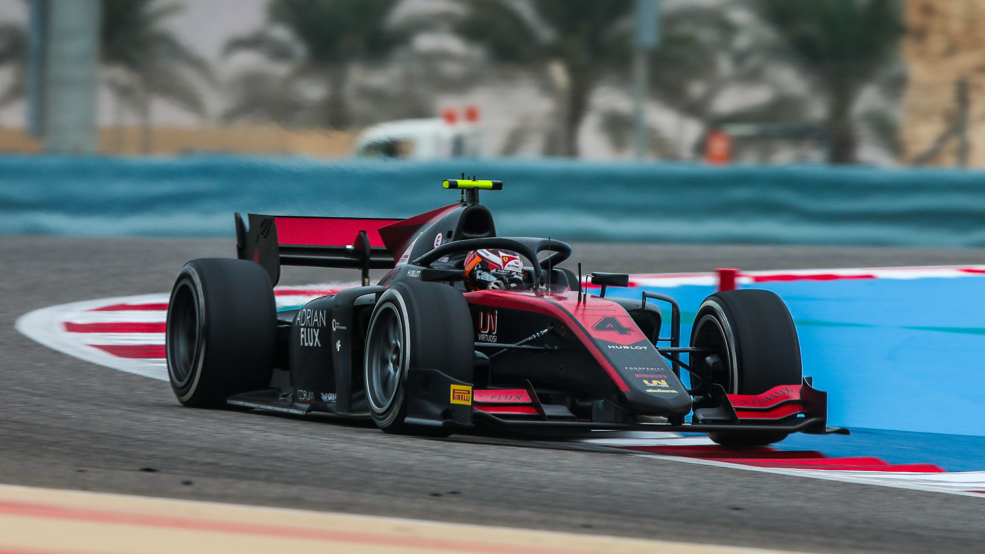 Callum Ilott, 2020 F2 Bahrain