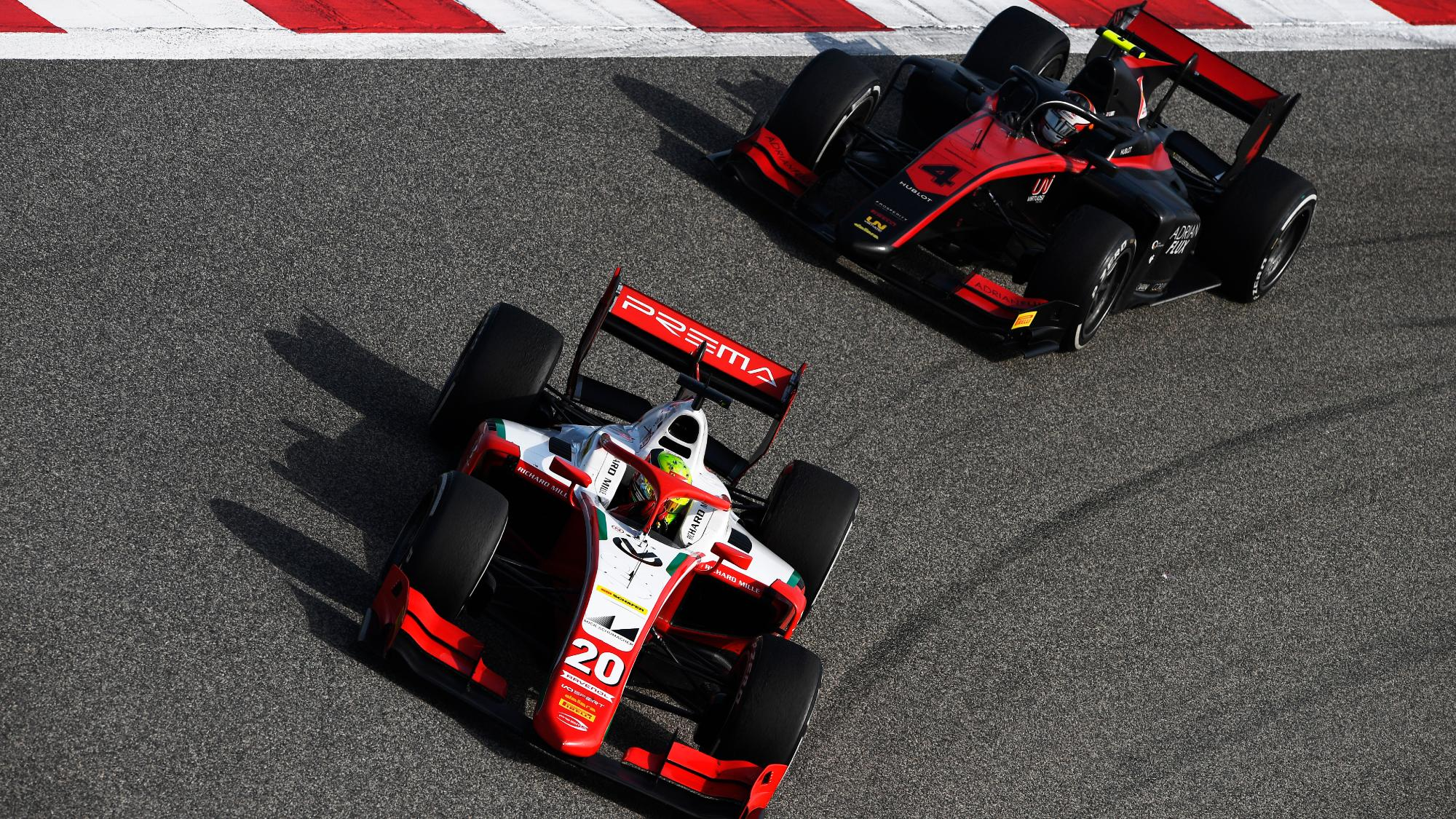 Mick Schumacher vs Callum Ilott: Formula 2 finale preview