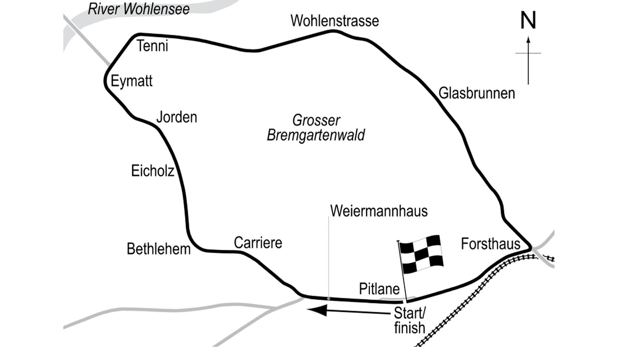 Bremgarten map 2