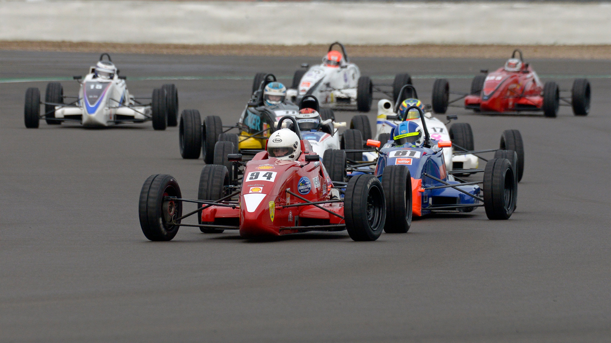 2020 Walter Hayes Trophy at Silverstone