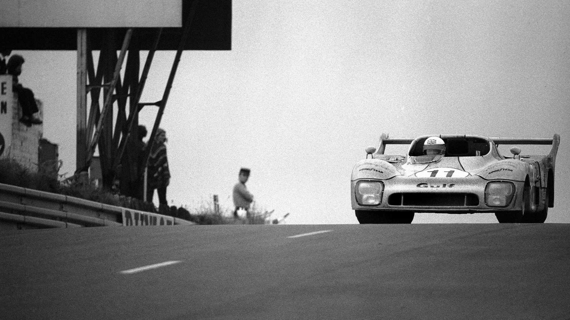 Gulf Mirage GR8 at the 1975 Le Mans 24 Hours