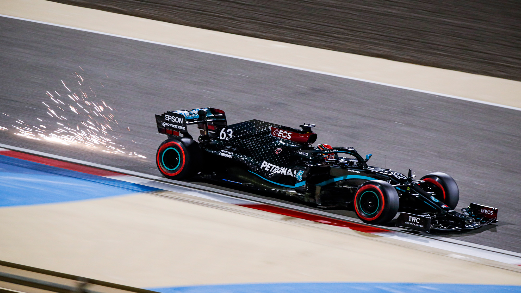 Can Russell take pole in Sakhir? How he & F1 rookies did in practice