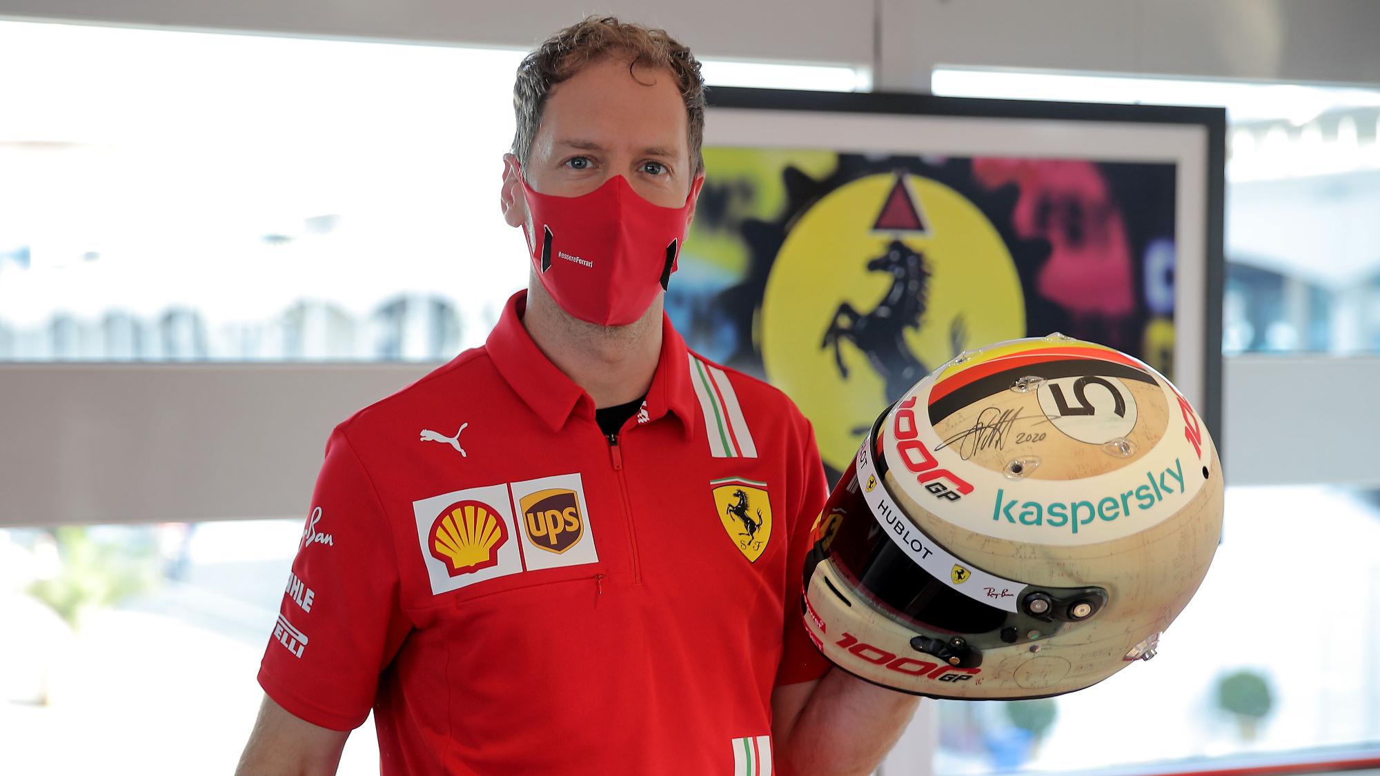 Sebastian Vettel, SF1000